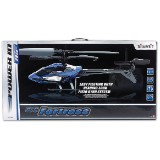 R/C Fortress XL, 2-fach sort., RTRA