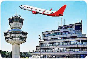 Flughafen berlin tegel airport berlinstadtservice for Tegel flughafen anfahrt