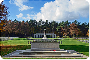 Berlin War Cemetery
