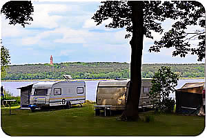 Berliner Camping Club in Gatow