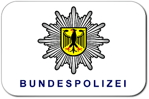 Bundespolizei in Berlin