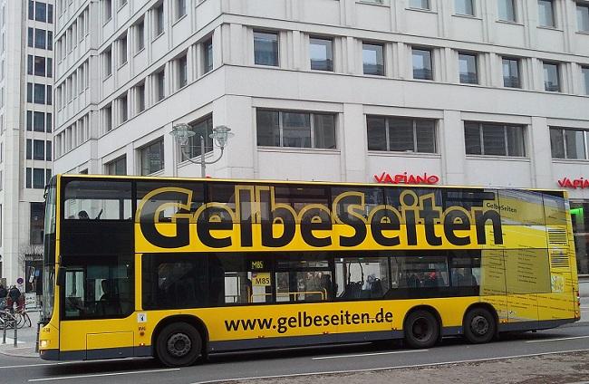 DD Bus Berlin