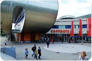 eastgate in berlin shoppingcenter berlinstadtservice. Black Bedroom Furniture Sets. Home Design Ideas