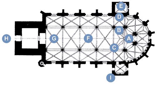 Evangelische Kirche Aufbau