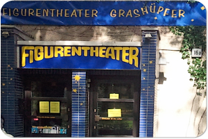 Figurentheater Grashüpfer in Berlin Treptow