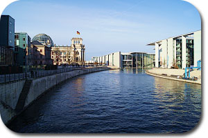 Spree durch Berlin