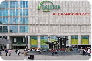 galeria kaufhof alexanderplatz kaufhaus berlinstadtservice. Black Bedroom Furniture Sets. Home Design Ideas