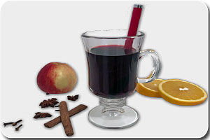 Glühwein nach traditioneller Art