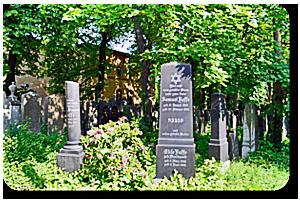 Jüdischer Friedhof Berlin-Charlottenburg - Berlinstadtservice