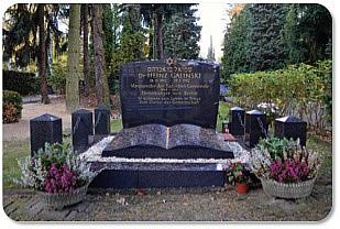 Jüdischer Friedhof Berlin-Charlottenburg (Heerstraße