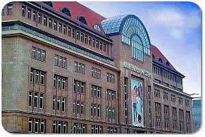 Berliner Kaufhäuser