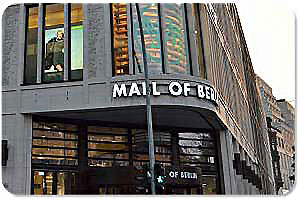 Mall of Berlin - Shopping-Center