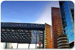 Berlin Potsdamer Platz Parken