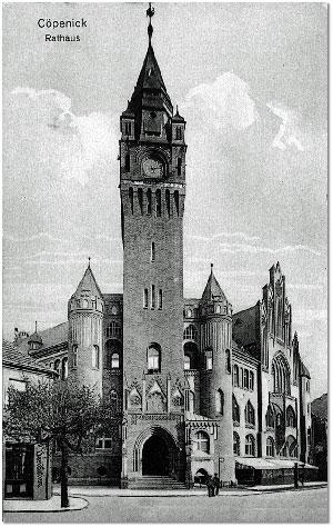 Bürgeramt Rathaus Köpenick