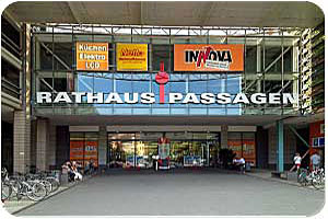 Rathaus Passagen in Berlin