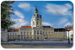 Schloß Charlottenburg in Berlin