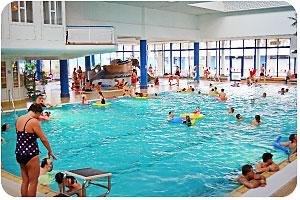 Marvelous Schwimmbad Siemensstadt In Berlin
