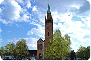 Matthäikirche in Berlin