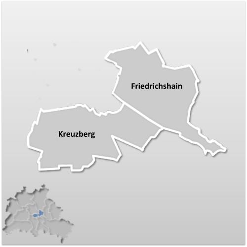 stadtbezirk friedrichshain kreuzberg berlin berlinstadtservice. Black Bedroom Furniture Sets. Home Design Ideas