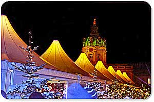 Weihnachtsmarkt Schloss Charlottenburg.Weihnachtsmarkt Am Schloss Charlottenburg In Berlin Berlinstadtservice