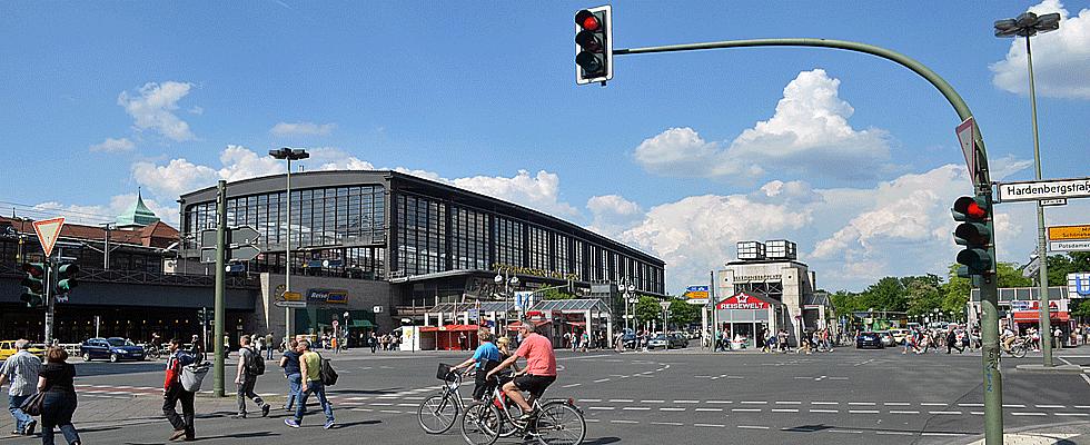 Hotels Am Bahnhof Zoologischen Garten Berlin Berlinstadtservice