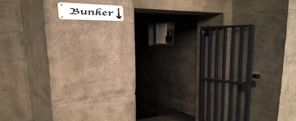 f hrerbunker in berlin bunkeranlagen berlinstadtservice. Black Bedroom Furniture Sets. Home Design Ideas