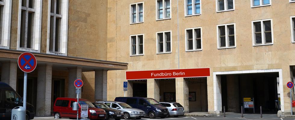 Fundb ro berlin b rgerservice berlinstadtservice - Fundburo berlin ...