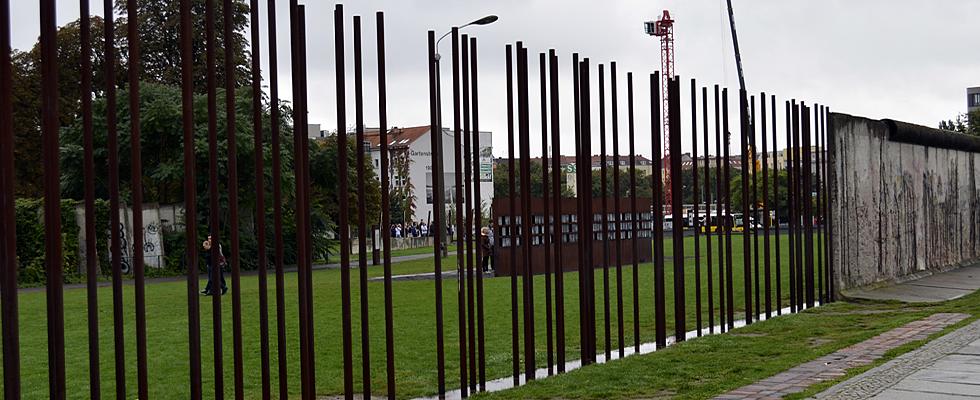 Gedenkstätte Berliner Mauer - Berlinstadtservice