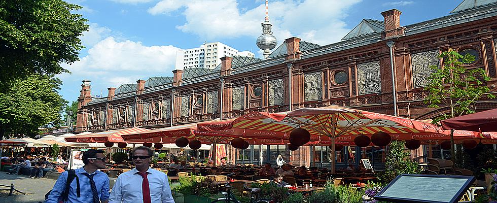 hackescher markt in berlin tourist berlinstadtservice. Black Bedroom Furniture Sets. Home Design Ideas