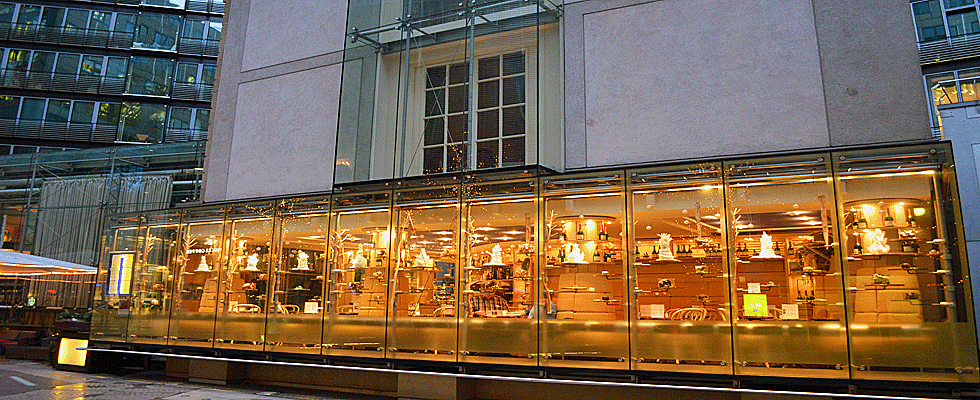 The Berlin Restaurant Menu