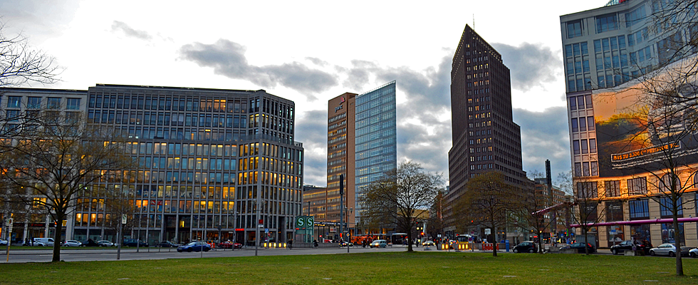 Leipziger Platz in Berlin