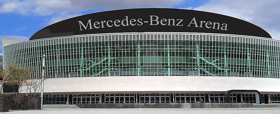 Hotel Nahe Mercedes Benz Arena Berlin