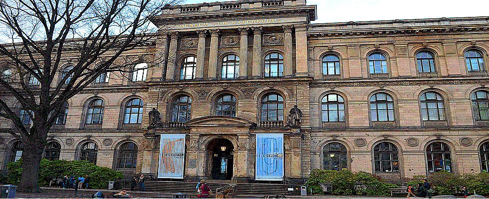 Berlin Naturkunde Museum