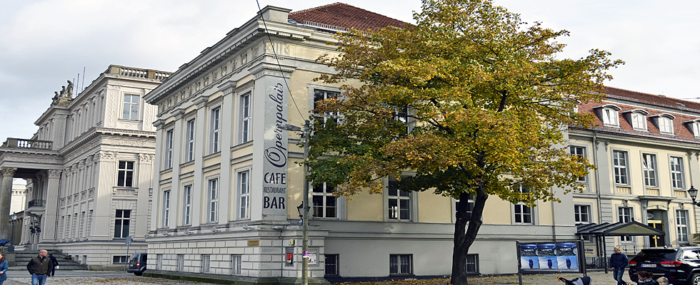 Operncafé in Berlin