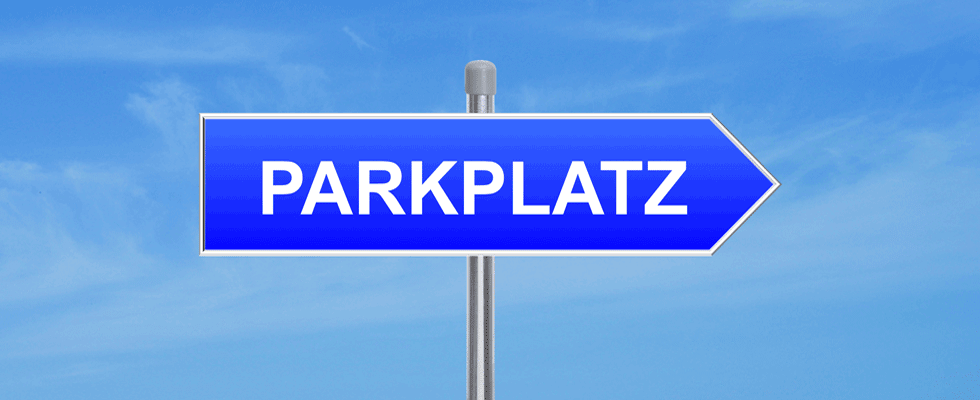 Park and Ride in Berlin - Ahrensfelde