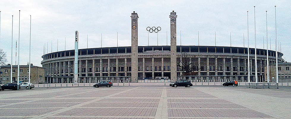 Restaurants am Olympiastadion