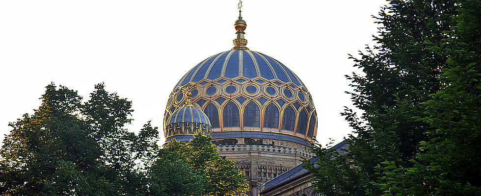 Orthodoxe Synagoge in Berlin
