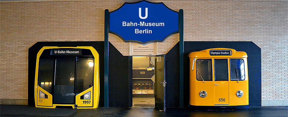 U-Bahn Museum in Berlin