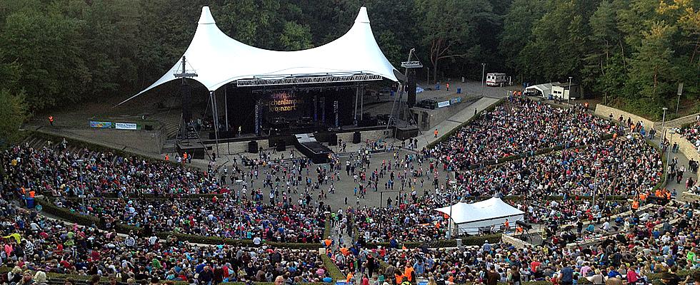 Veranstaltungen WaldbГјhne